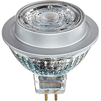 Osram Superstar Mr16 Bombilla LED, GU5.3, 7.8 watts, Blanco, 1 Unidad