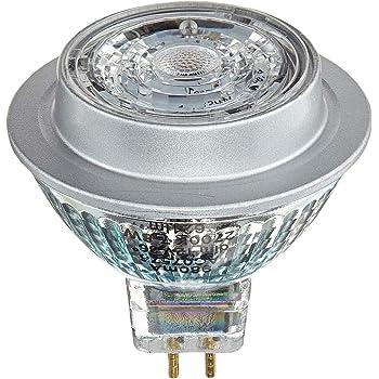 Osram Superstar Mr16 Bombilla LED, GU5.3, 7.8 watts, Blanco, 1 Unidad