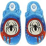 Alcalde 30-6071 Zapatilla de casa Chineha Spiderman para Niños | Destalonada | Descalza