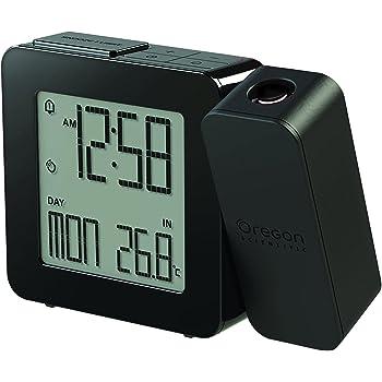 Oregon Scientific Projektionsuhr mit Funk Digital  RM338PX