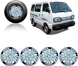 Auto Pearl 12InWC_Ertiga_Omni 12-inch Wheel Cover Cap for Maruti Suzuki Omni (Set of 4)