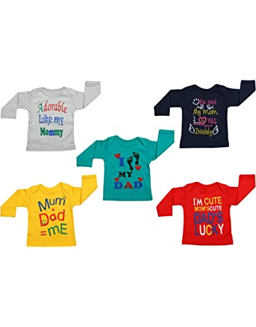 602bc4a4b55b4 Tops for Baby Boys: Buy Baby Boys Tops Online at Low Prices in India ...
