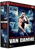 Jean-Claude Van Damme : Black Eagle - L'arme absolue + Full Contact + The Order + Le grand tournoi