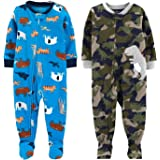 Carter's Pijama de forro polar para niño