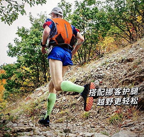 Naturehike Ultralight Nylon Running Rucksack Marathon Radfahren Taschen Laufen Schulter Riding Weste für männlich und weiblich 12L Orange