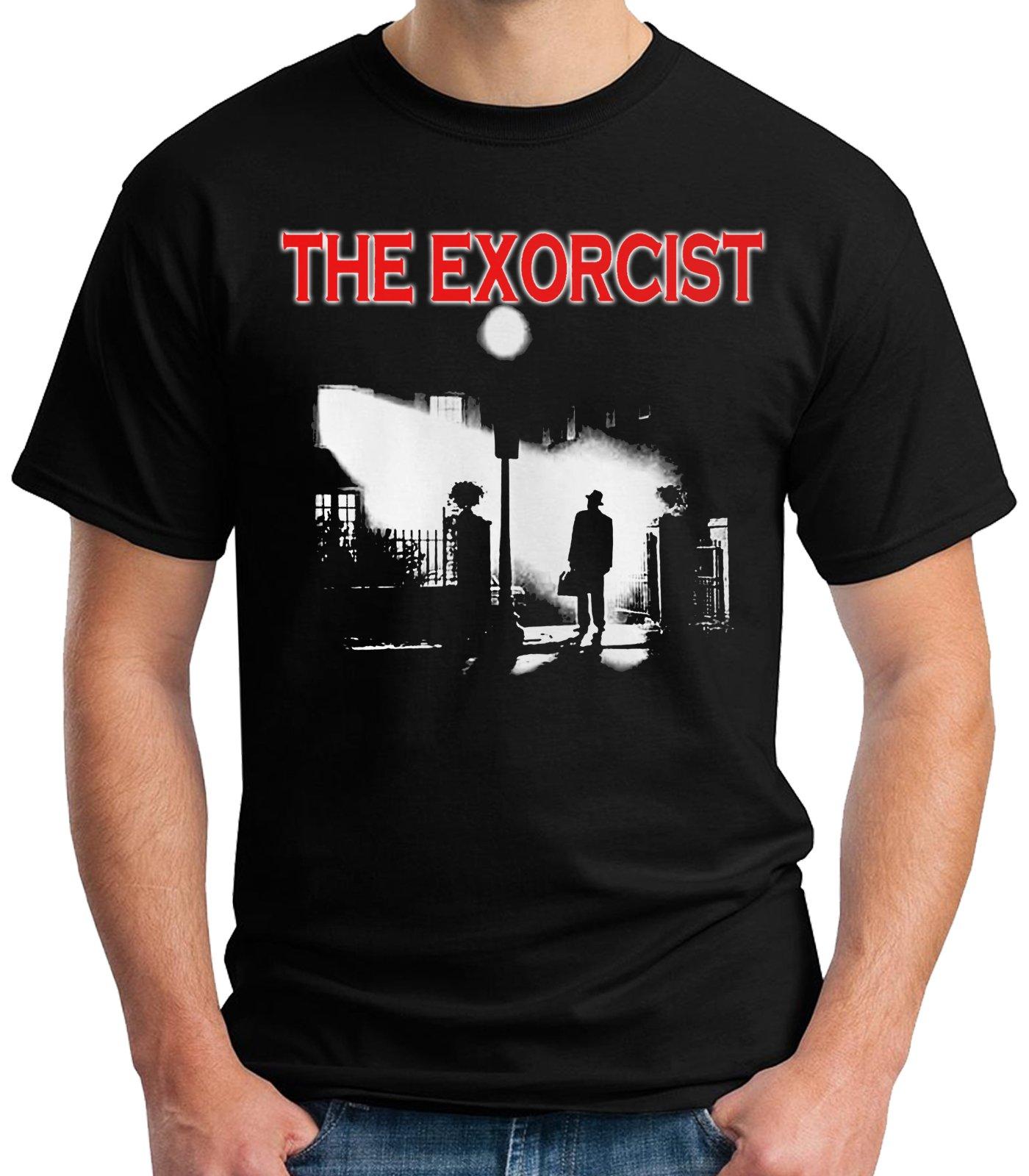 35mm - Camiseta Hombre - The Exorcist - El Exorcista - T-Shirt 3