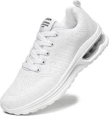 JIANKE Scarpe Ginnastica Donna Air Running Leggero Sportive Sneaker Fitness Corsa Walking