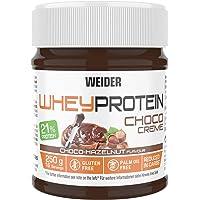 WEIDER Whey Protein Choco Creme, leckerer Schoko-Haselnuss Aufstrich mit 21% Protein