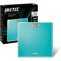 Imetec Precision ES13 200 Bilancia pesapersone elettronica, rivela anche le minime variazioni di peso, fino a 180 Kg…