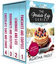 The Peridale Cafe Series Volume 1: Books 1-4 (The Peridale Cafe Cozy Mystery Box Set Series) (English Edition)