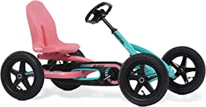 Berg Buddy Lua Pedal Go Kart Children S Vehicle Pedal Car With Optimal Safety Pneumatic Tyres And Free Wheel Children S Toys Suitable For Children In Age From 3 To 8 Years Spielzeug