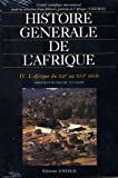Histoire générale de l'Afrique. Volume 4, l'Afrique du XIIe au XVIe siècle