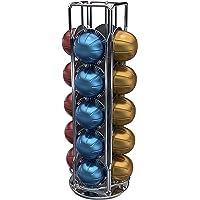 Tavola Swiss 50.VERTUO Porte-capsule rotatif, Acier
