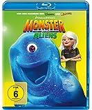 Monster und Aliens [Blu-ray]