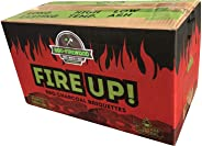 Fire Up compressed tube charcoal 10kg
