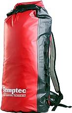 Semptec Urban Survival Technology Packsack: Wasserdichter Trekking-Rucksack aus Lkw-Plane, ca. 50 l (Wasserdichter Trekkingrucksack)