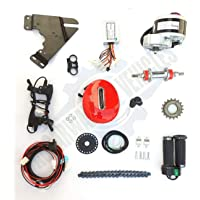 yf gold 24v 250w Bicycle kit with 40 Holes Double Threaded hub