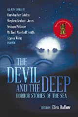The Devil and the Deep: Horror Stories of the Sea Paperback