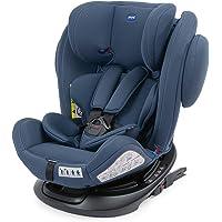 Chicco Unico Plus Siège Auto Bébé ISOFIX Rotatif à 360° et Inclinable 0-36 kg, Groupe 0+/1/2/3 de 0 à 12 ans, Appui-Tête…
