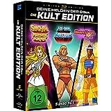 He-Man + She-Ra + BraveStarr - 80er Jahre Kult Zeichentrick Edition - Special Gesamtedition (Katalogneuheit)