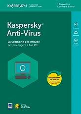 Kaspersky KL1171T5AFS-8SLIM Anti-Virus Full Box 1 User