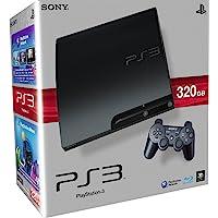 Sony PlayStation 3 Slim Console (320 GB Model) [Edizione: Regno Unito]