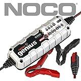 NOCO Genius G3500EU 6V/12V 3,5 Ampères chargeur de batterie intelligent et mainteneur pour voiture et moto