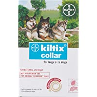 Kiltix Trump Petz Bayer Tick Flea Control Infestation Dog Collar (Large)
