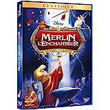 Merlin l'enchanteur [Francia] [DVD]