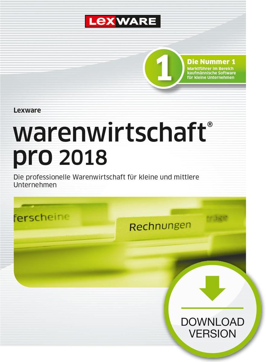 Lexware business pro 2018 Download (Jahreslizenz)|für die Verwaltung mehrerer Firmen dank 3 Arbeitsplätzen|Software für Buchhaltung und Auftragsbearbeitung|Kompatibel mit Windows 7 oder aktueller