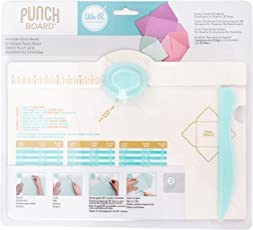 We R Memory Keepers Envelope Punch Board (Multicolor)