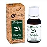 Naturalis Essence of Nature Eucalyptus Essential Oil, Therapeutic Grade, Perfect For Steam Inhalation, Joints Pain, Mosquitoe