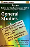 Alama's Must Have Series APSC CCE General Studies Preliminary Solved Papers 1997-2018 & Mains Question Bank 1993-2016…
