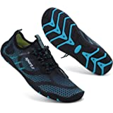 Water Shoes Mens Womens Quick Dry Swimming Pool Barefoot Aqua Water Sports Surf Beach Boating Snorkeling Diving Lake Yoga Sho