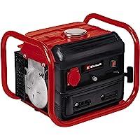 Einhell Stromerzeuger (Benzin) TC-PG 10/E5 (680 W, 2-Takt-Antriebsmotor, 230 V-Steckdose, Tragerahmen, stabile Standfüße…