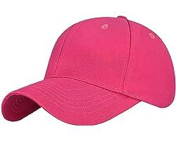 Yuson Girl Cappello Unisex del Cotone Berretto da Baseball delle Ragazze dei Ragazzi Snapback di Hip Hop Cappello Piatto, Cap