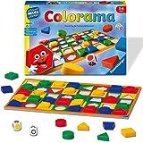 Ravensburger 24921 - Colorama - Zuordnungsspiel für die Kleinen - Spiel für Kinder ab 3 bis 6 Jahren, Spielend Neues Lernen f