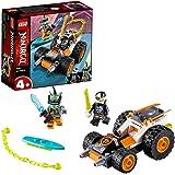 LEGO71706NINJAGOCole'sSpeederwagenPrimeEmpireRacevoertuigenSerievoorKinderen van 4 Jaar en Ouder