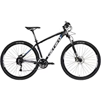 M Nero//Antracite Bicicletta MTB Uomo Carraro Team 27.5 SL