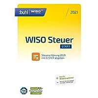 WISO Steuer-Start 2021 (für Steuerjahr 2020 | PC Aktivierungscode per Email)