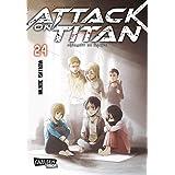 Attack on Titan 24: Atemberaubende Fantasy-Action im Kampf gegen grauenhafte Titanen