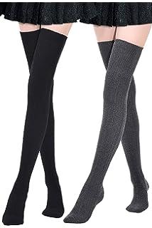 Gatta Ladies Over The Knee Opaque Socks 100 Den Parigina