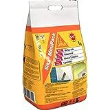 Sika MiniPack Pegado de baldosas, Adhesivo cementoso, 5 Kg, Gris