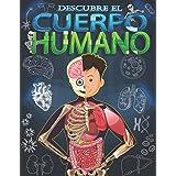 Descubre el cuerpo humano: Mira debajo de tu cuerpo libro para niños a partir de 5 años.