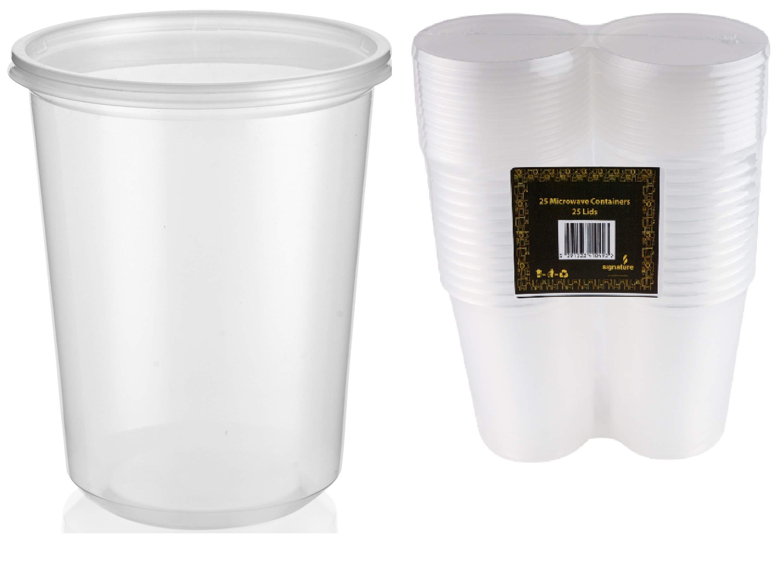 Credenza Per Microonde : Microonde e congelatore in plastica contenitori per alimenti 907 2
