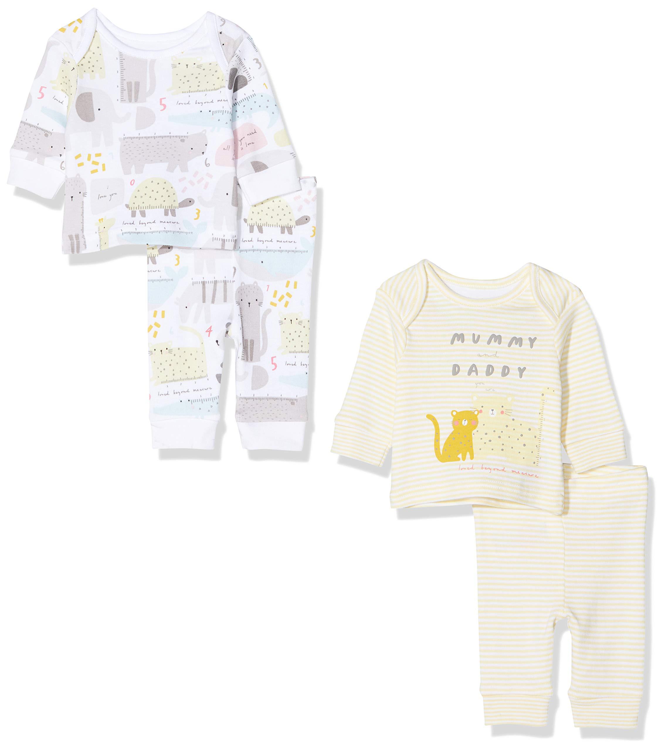 Mothercare Conjuntos de Pijama para Bebés 1