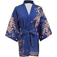 GRACEART Sakura Yyukata Haori Accappatoio Coprire Camicia da Notte