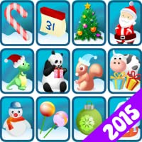 Mahjong Holiday Joy III (2015 Edition - Mahjong With Christmas, New Year, and Holiday Theme)