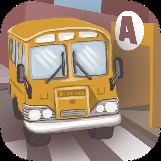 Bus Trip - Road Puzzle