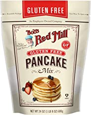 Bobs Red Mill Gluten Free Pancake Mix, 24 oz